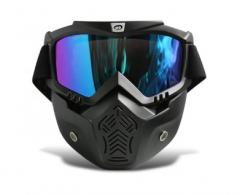 Горнолыжная маска-трансформер, для лыж и сноуборда