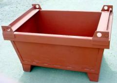 Грузовой контейнер - ГК 1