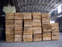 Parquet for the house of preparation from an