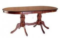 Анжелика  стол деревянный обеденный раскладной
