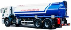 Ford Cargo 2526 (fuel truck)
