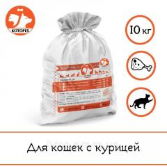 Paper bags for animal feed
