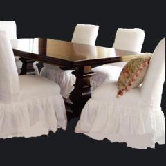 Чехлы на мягкую мебель и стулья. Дизайн. Пошив.