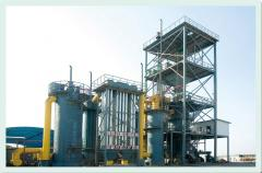 Synthesis gas from coal. Commercial units for