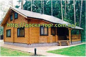 Дома деревянные по хорошим ценам Киев.