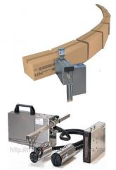 Markiratora kaplestruyny, industrial printers,