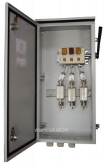 Distributive low-voltage equipment