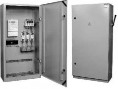 Complete switchgear internal devices