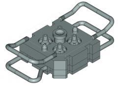 Пресс-формы для литья пластмассовых изделий под
