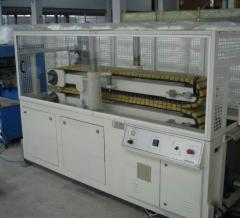 Extruders for polymers