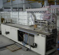 Blown ekstruzionoye equipment for production of