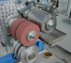 Shaft for extruders