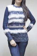 Women's sweater zimny