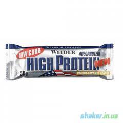 Протеиновый батончик Weider Low Carb High...