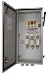 Fördelningslådor elektriska
