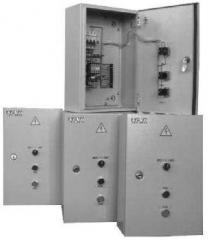 Kompletteringsdelar till elektroskåp