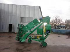 Repair by Zernometatelya. The equipment for