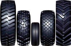 Tires of agricultural machinery 650\75R32 71\70R42