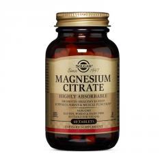 Магний цитрат Солгар Solgar Magnesium Citrate (60