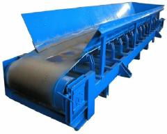 Conveyors are mine tape