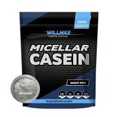 Казеин Willmax Micellar Casein (900 Г)...
