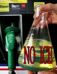 "Razmorazhivatel of diesel fuel ""NO ICE"