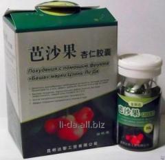 Фрукт Баша 530 грн таблетки капсулы для похудения