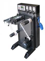 Countably rewinder machine