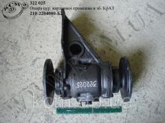 Опора проміжна пер. карданної в зб. 210-2204080-Б2 КрАЗ