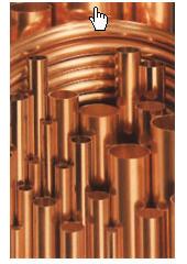 Pipe copper.