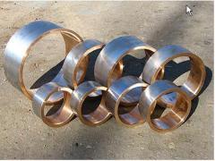 Bronze plug.