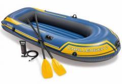 Надувная лодка Challenger 2 Set (до 200 кг)...