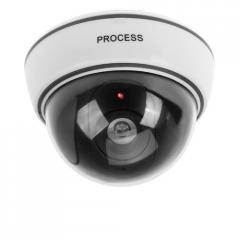 Камера видеонаблюдения муляж купольная DS-...