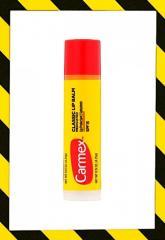 Carmex, классический бальзам для губ, лечебный с