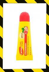 Carmex, Бальзам для губ Daily Care, клубника, SPF