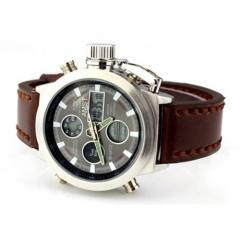 Мужские наручные армейские часы AMST Watch |...