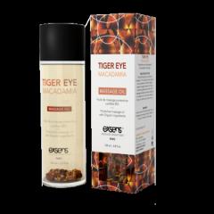 Массажное масло EXSENS Tiger Eye Macadamia (защита
