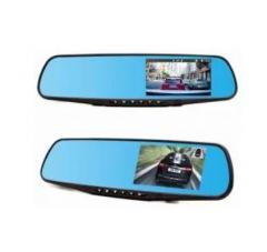 Зеркало регистратор с Двумя камерами 138W 4.3  