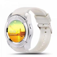 Смарт-часы Smart Watch V8 БЕЛЫЕ