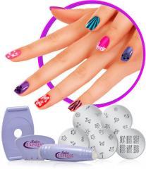 Маникюрный набор для узоров на ногтях Салон...