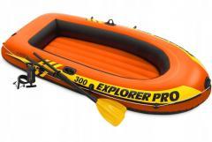Надувная лодка Explorer Pro 300 Set (до 200...