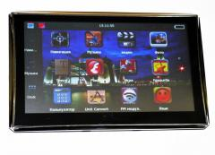Автомобильный GPS навигатор android 716 (512...