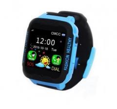 Smart Watch K3 Черно-синие | Умные детские...