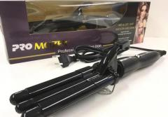 Плойка тройная PRO Mozer MZ-6621   Профессион
