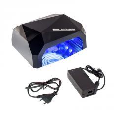 Гибридная лампа 36W Quick CCFL + LED Nail...