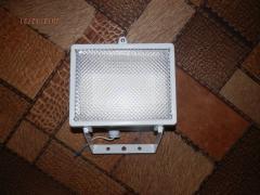 Светильники уличные светодиодные, Прожектор
