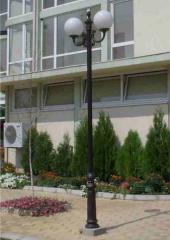 Ліхтарі вуличні