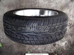Tires and tires for the