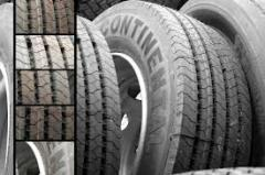 Tires and tires R22.5