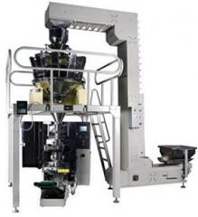 The packaging machine for packaging of sunflower